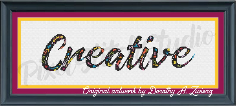 Colorfully Creative Inspirational Artistic Talent Inspiring image 0