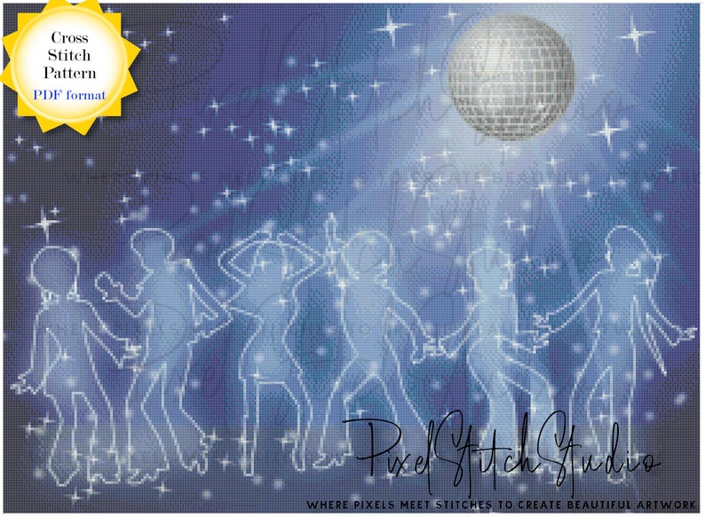 Disco Dance Fever Groovy Saturday Night Fever Seventies image 1