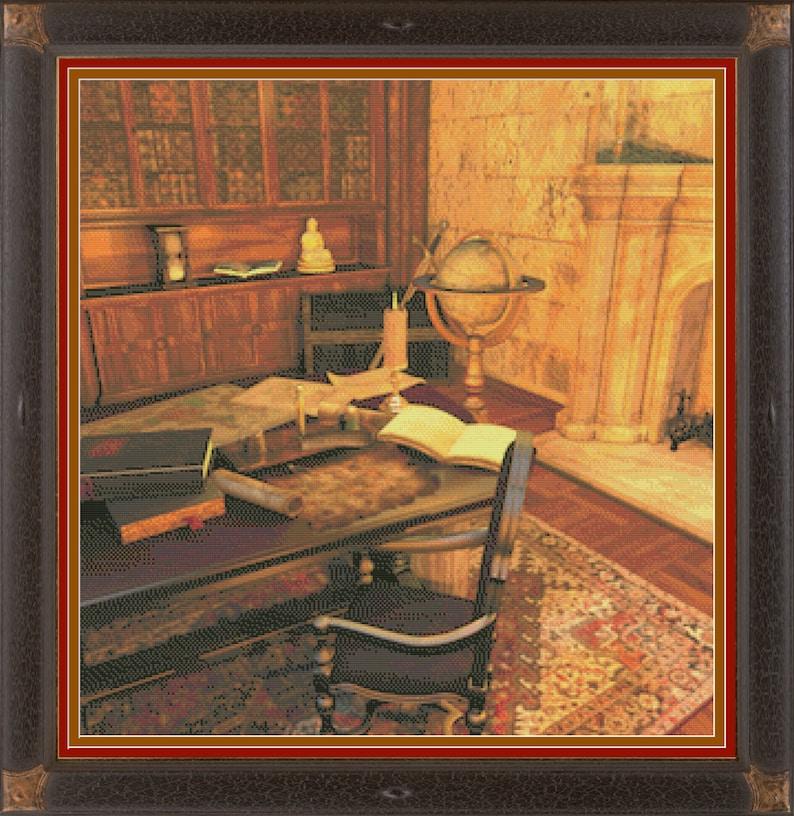 Treasure Hunters' Den Explorers' Study image 0