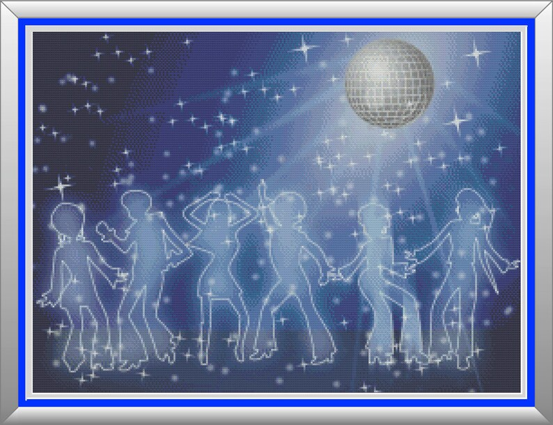 Disco Dance Fever Groovy Saturday Night Fever Seventies image 0
