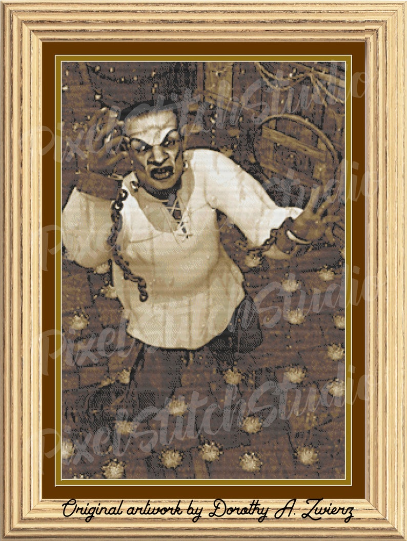 Frankenstein Freed Monster Unleashed Halloween Horror Icon image 1