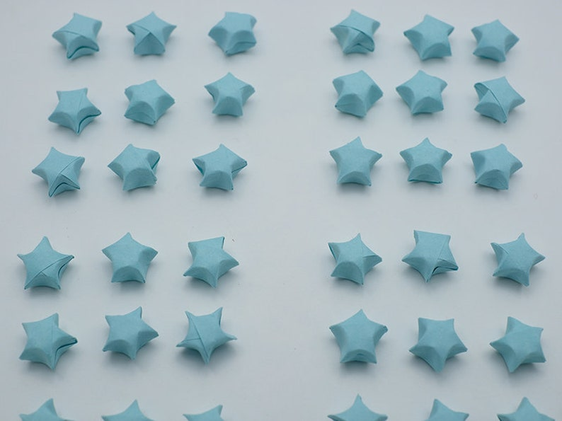 How to Make an Origami Lucky Star - Red Ted Art - Make crafting ... | 595x794