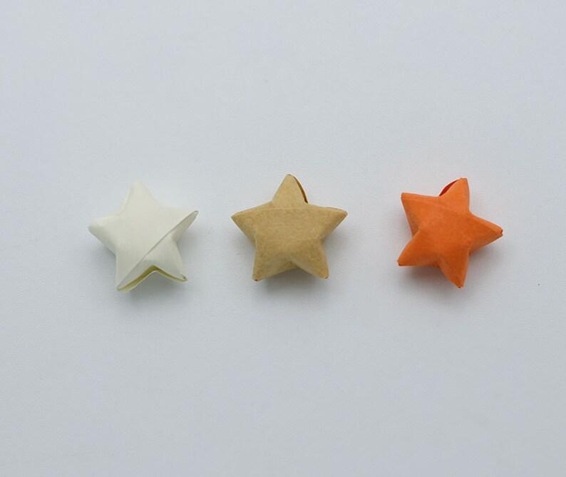 you can make lucky star earrings ,handmade earrings. | Origami ... | 669x794