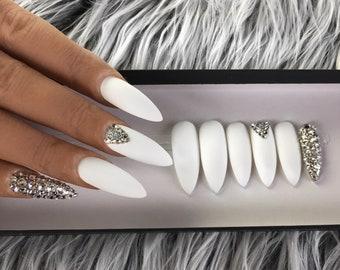 Biggest raw nail