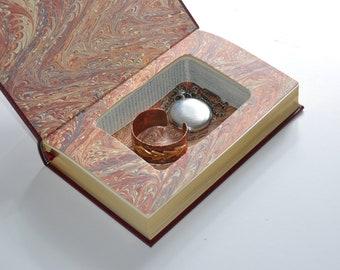 Book Safe - Hidden Secret Storage w/ Optional Flask - The Ambassadors - Henry James