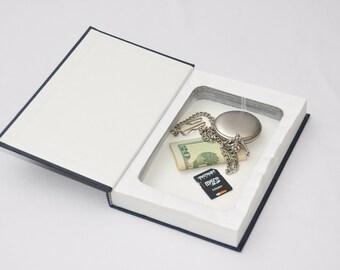 Imperfect- Book of Mormon Secret Storage Book Safe - LDS Hollow Diversion Stash Box
