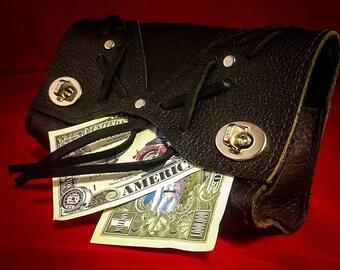 motorcycle tool bag, biker bag leather tool bag, custom tool bag, windshield bag, durable tool bag, fancy tool bag, tool bag w/straps