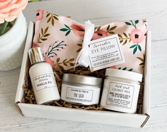 Mothers Day Gift Spa Box For Mom From Daughter Her Birthday