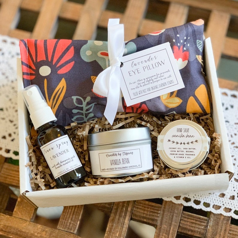 Spa Gift For Her Mom New Birthday