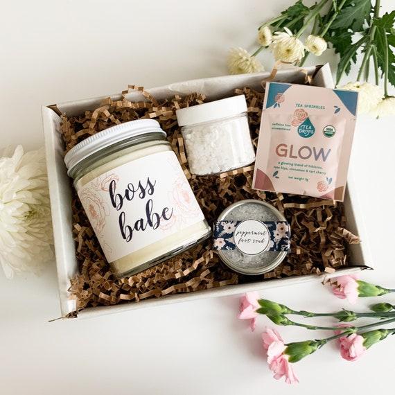 Boss Babe Gifts / Girl Boss Gift / Promotion Gift Box