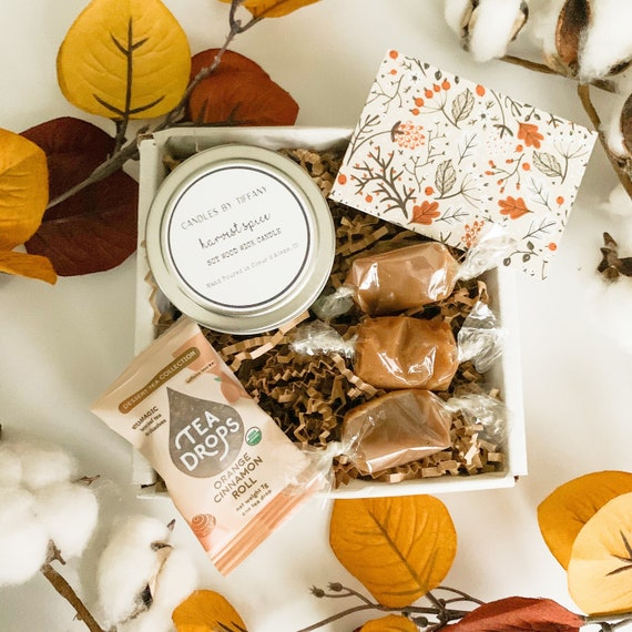 Fall Gift Box / Mini Fall Gift / Fall Gift Set / Fall Gifts