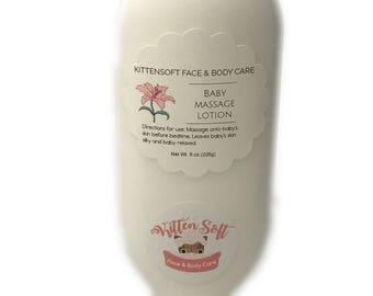 Relaxing Baby Massage Lotion