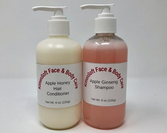 Apple Orchard Shampoo and Conditioner Set