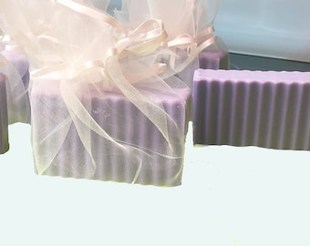 Perfect feminine scented soap to give as a hostess gift during the upcoming holiday season