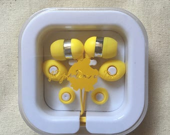 Fitspiration Couture ColorPop Ear Buds