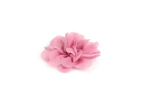 Ajouter petit chien rose fleur, 2» col fleur attachement, collier rose fleur, fleur rose collier, collier de chien fleur