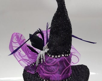 Witches Hat Passionate Purple Halloween