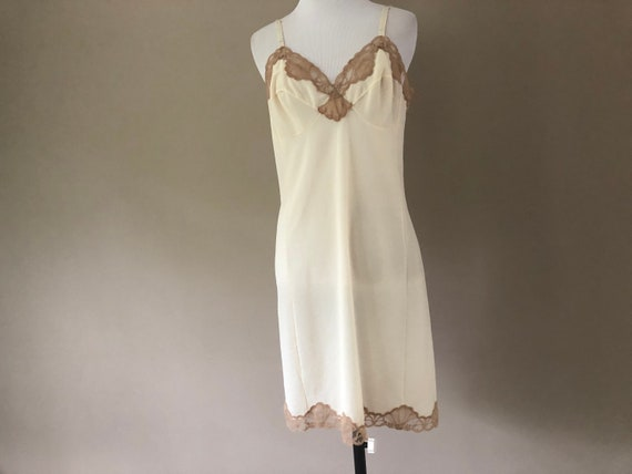 Vintage Pucci Full Slip, Underdress Under Dress Sl