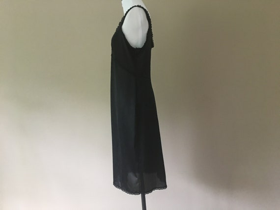 Vintage Wonder Maid Full Slip, Underdress Under D… - image 3