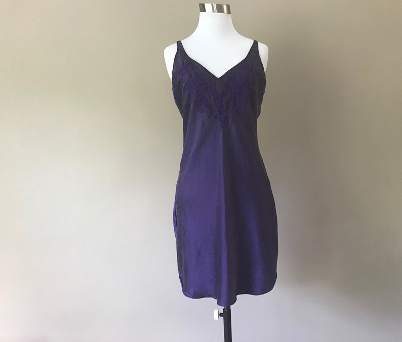 Victoria Secret Purple Dresses