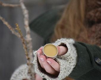 INCENSE + EMBERS - Natural Botanical Perfume Solid - Jasmine Smoke