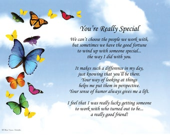 Inspirational Poem You're Really Special