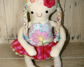Miss Melly Soft Toy