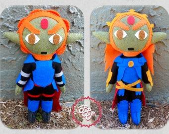 Legend of Zelda Plush Ganondorf Doll Toy