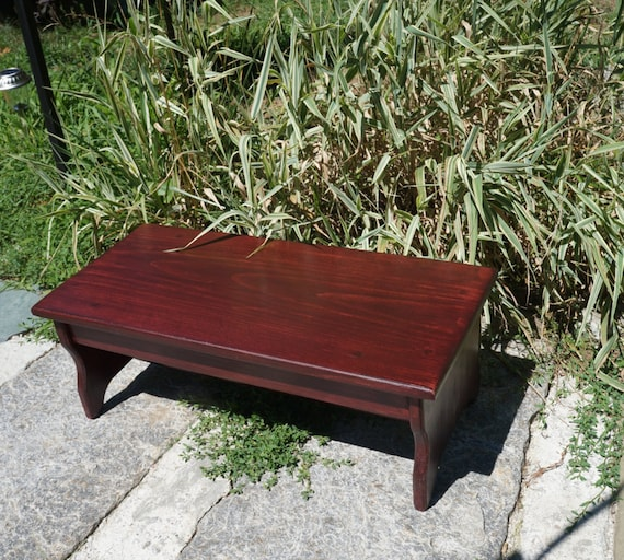 Collections Of Wooden Bedside Step Stool Adult