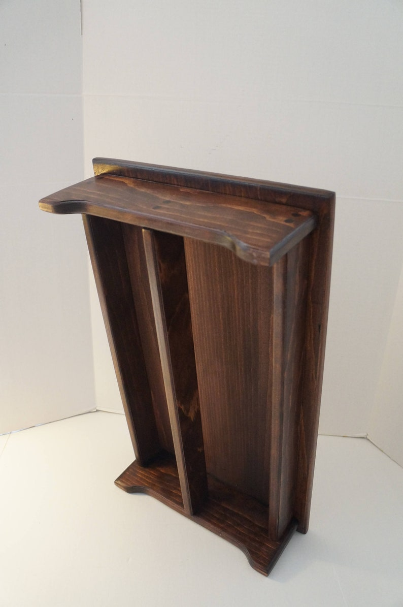 Wooden Step Stool Bedside: Handcrafted Heavy Duty Step Stool Solid Wood Bedside Bed