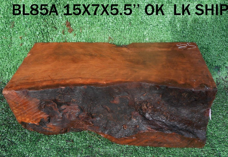 bl85 wood turning carving woods bowl turning block,curly redwood craft