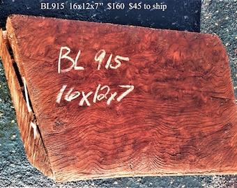Bowl turning   redwood burl   wood turning   craft wood   bl915