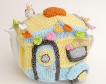 Vintage Caravan Tea Cosy