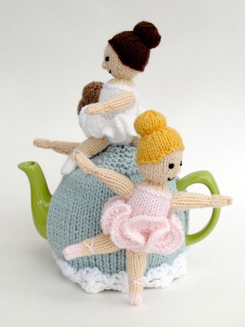 Ballerina Tea Cosy