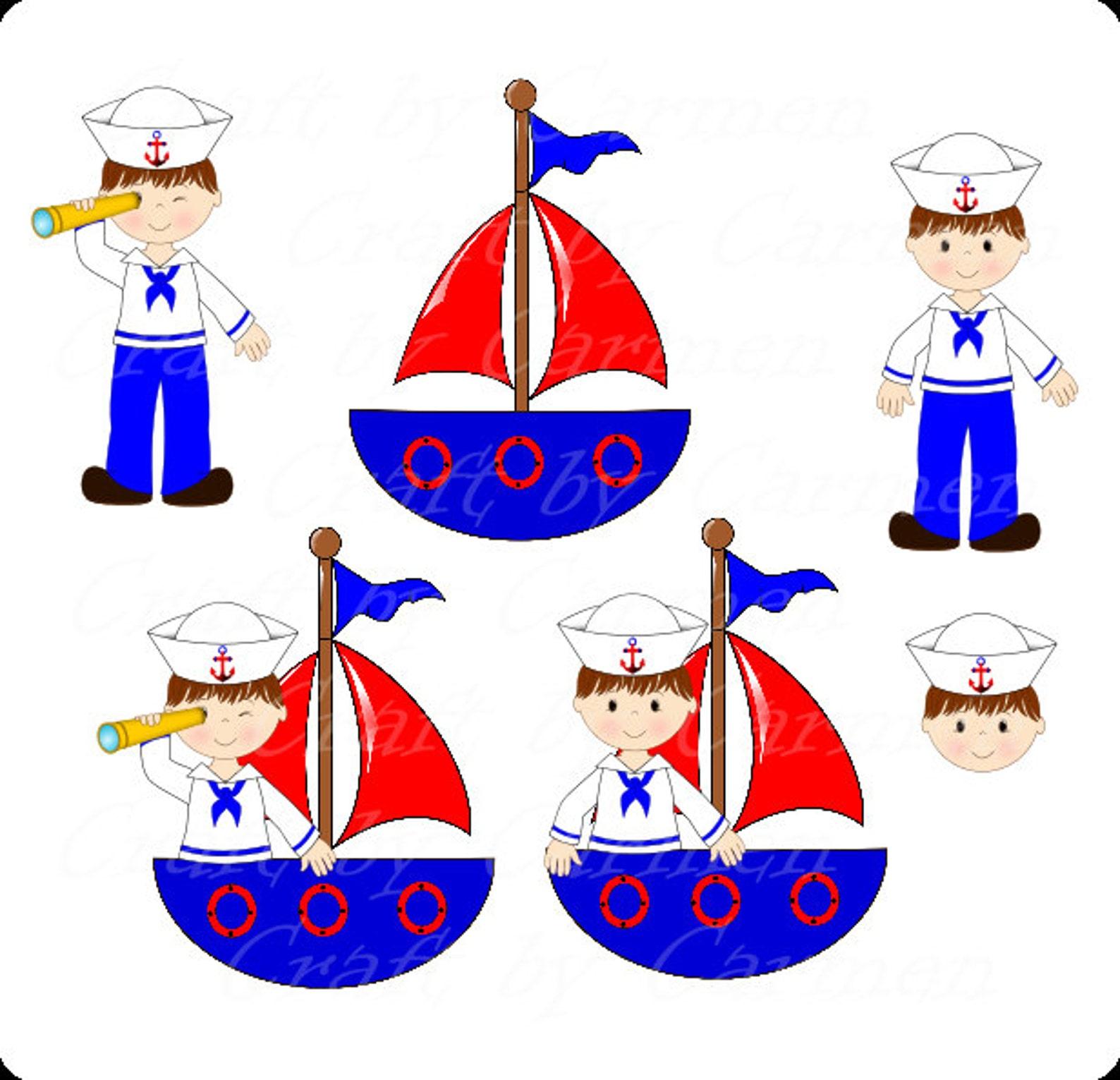 Картинка моряка для детей, февраля открытки