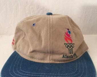 8b6fa953475 96 Olympic STARTER X COCA-COLA adjustable strap hat
