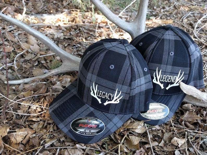 694cb52d3c2 Legend Legacy Father Son Matching Hats Dad Son Baseball Hat