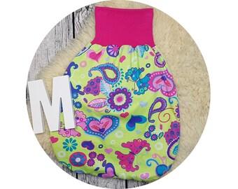 Pucksack, sleeping, baby accessories, Original equipment, gift, romper sack, sleeping bag, baby, sack, foot bag, hippie, flower child, boho