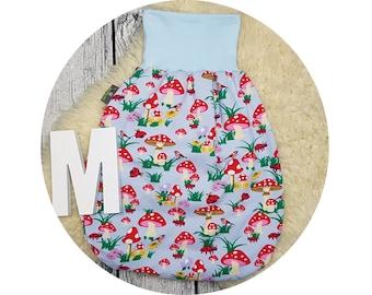 Gift, romper Sack, sleeping bag, baby, sack, foot bag, Pucksack, sleeping, baby accessories, first equipment, mushrooms, fly mushroom, points