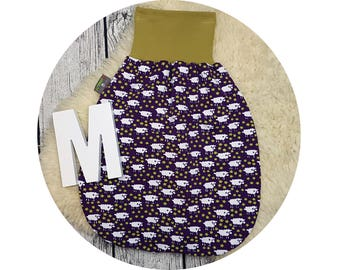 Baby Accessories, Original equipment, gift, romper sack, sleeping bag, baby, sack, foot bag, Pucksack, sleeping, sheep, sheep, baa