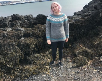 Wool Sweaters Iceland