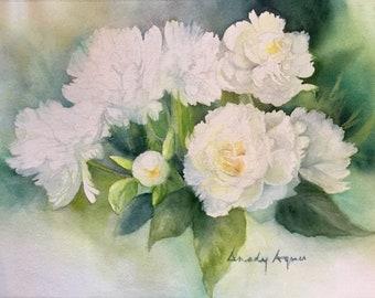 Agnes Watercolors