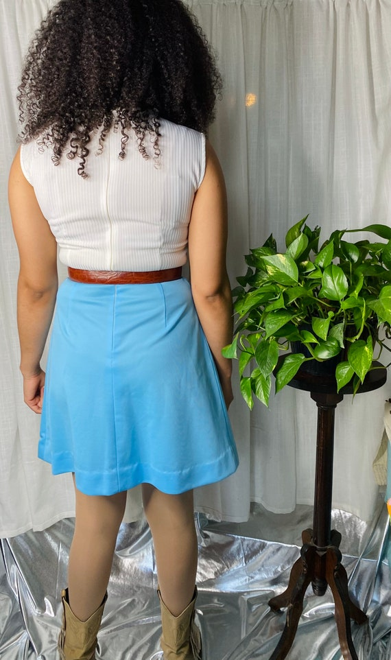 1970s mini dress - image 10