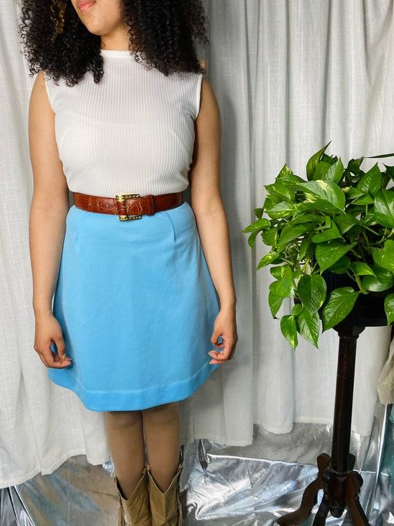 1970s mini dress - image 2