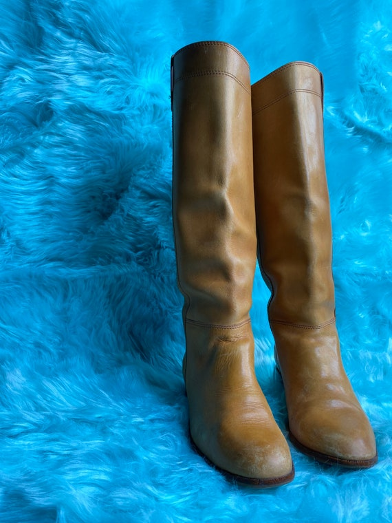1970s 9 west Boots