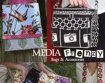 Media Frenzy Bags & Accessories By Serendipity Studio Sew Book