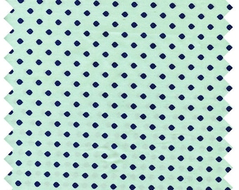 HALF YARD Art Gallery Drift Island Droplets Cotton Fabric DFT-5301 Celese