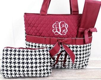 DIAPER BAGS --Monogrammed/ Baby Gift/ Baby Shower/ Boys/ Girls