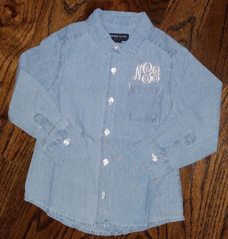 Toddler/ Kids Denim Shirt for your Little Ones  to Match image 0
