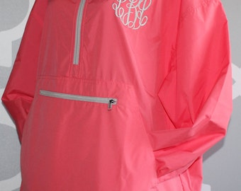 Charles River Pack N Go  Pullover/ Windbreaker--CLOSEOUT